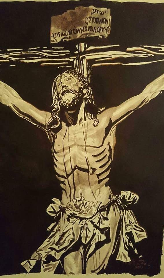 Jesus Christ by 12197711